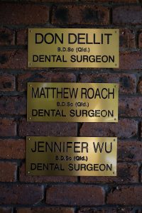 Matthew roach don dellit Jennifer wu dentists logan