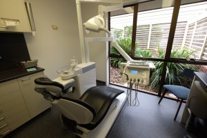 dentist Loganholme treatment room