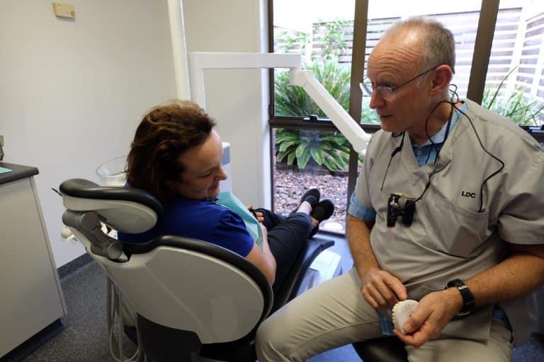 Dental treatment at Loganholme Dental Centre