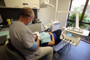 Dental treatment at Loganholme Dental Centre